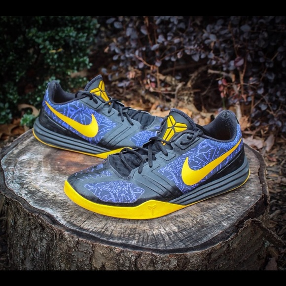 Kobe 4am Edition Shoes Lakers Colorway